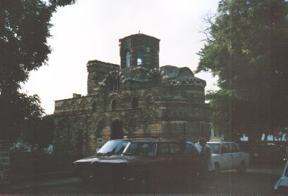 Church in Old Nesebar