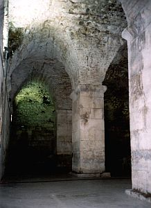 Split: Inside Diocletian-Palace